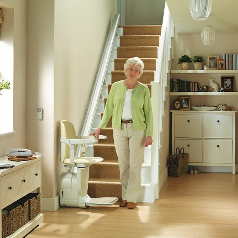 straight stairlift Preston