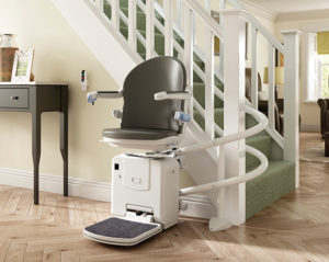 Curved Stairlift Suppliers Billericay