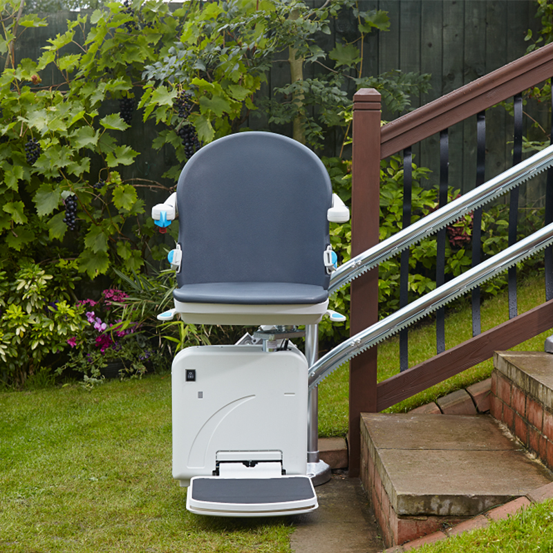 outdoor stairlift amble