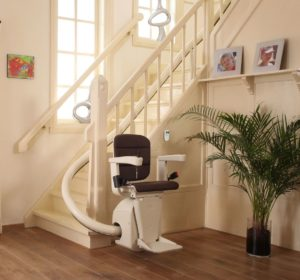 Curved Stairlift Suppliers Bideford Area