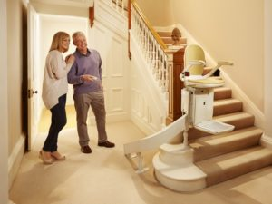 Stairlift suppliers Tandridge